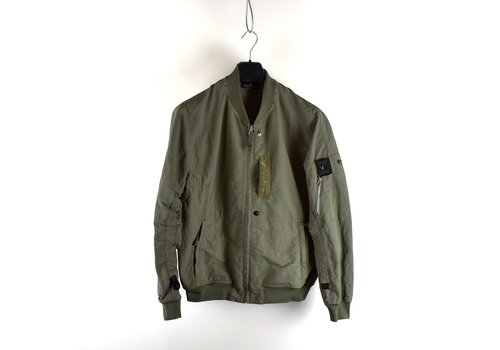 Stone Island Stone Island shadow project grey naslan bomber jacket L