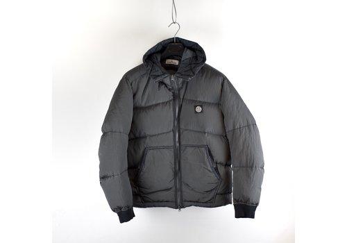 Stone Island Stone Island dark grey nylon metal watro ripstop jacket L