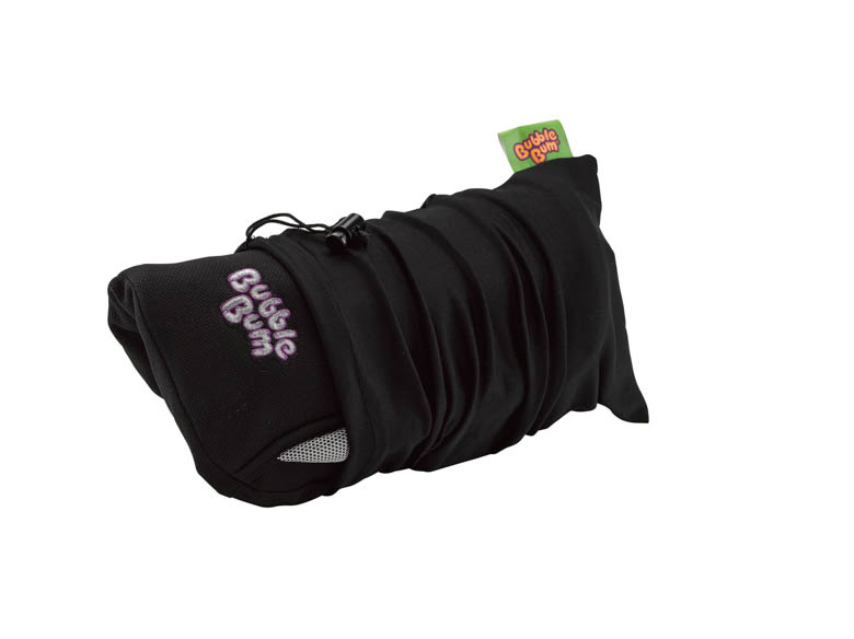 Bubblebum Inflatable Booster Seat | Black-5