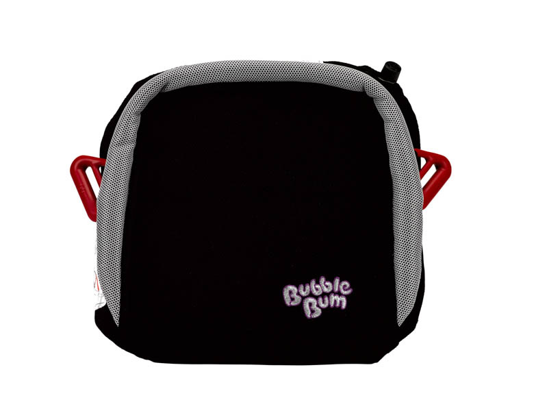 Bubblebum Inflatable Booster Seat | Black-1