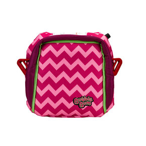 Bubblebum Inflatable Booster Seat | Pink