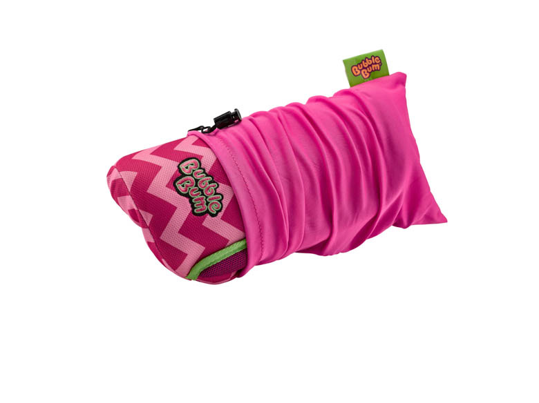 Bubblebum Inflatable Booster Seat | Pink-4