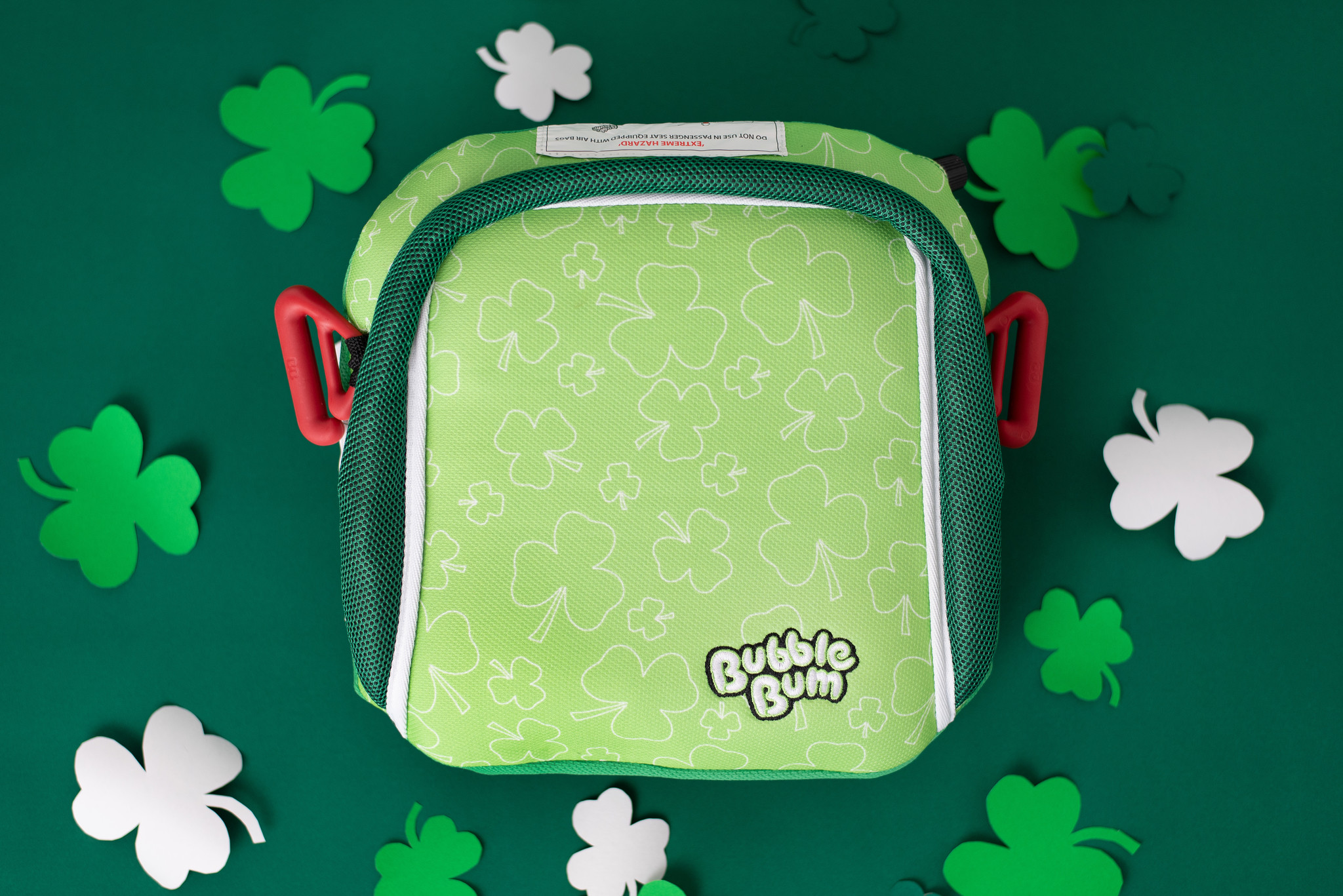 Bubblebum Zitverhoger Auto | Shamrocks-2