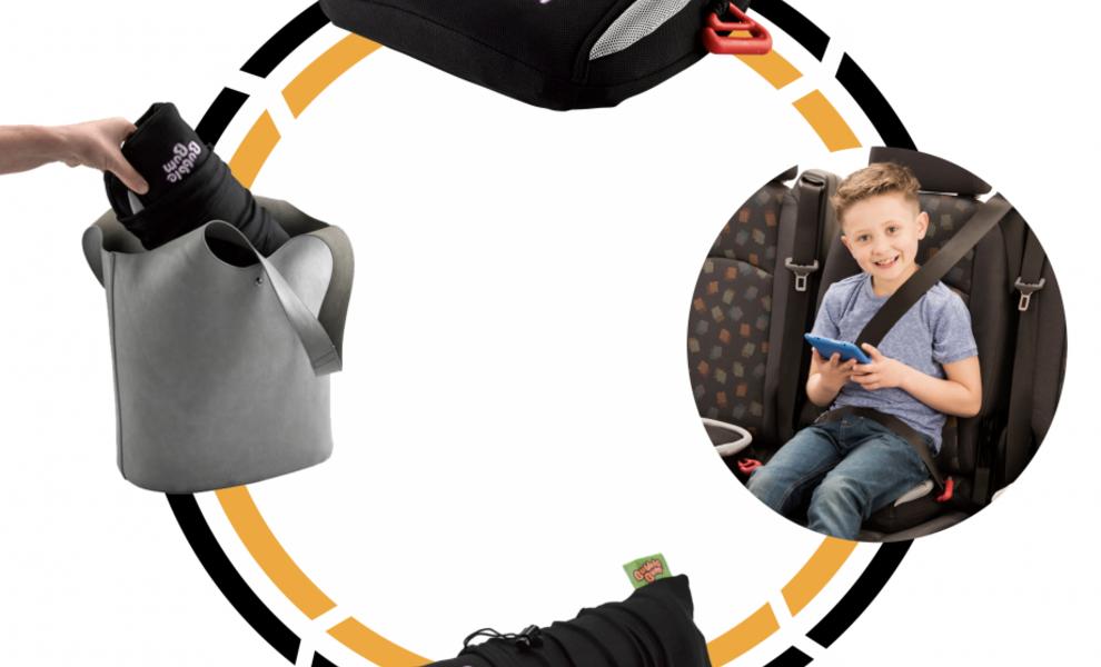 Wat maakt de BubbleBum opblaasbare zitverhoger veilig? | BubbleBum.nl