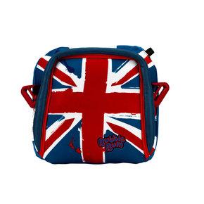 Siège d'appoint Voiture Bubblebum | Union Jack