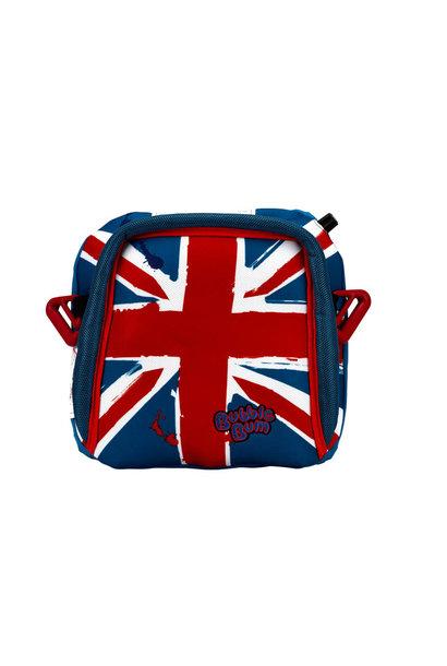 Bubblebum Stoelverhoger Opblaasbaar - Union Jack