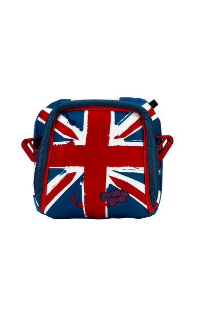 Bubblebum Zitverhoger Auto | Union Jack