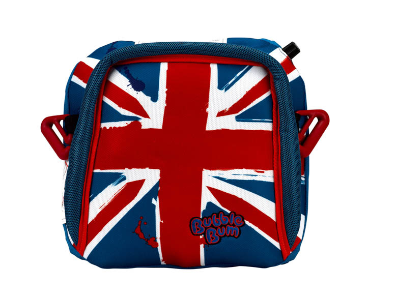 Bubblebum Zitverhoger Auto | Union Jack-1