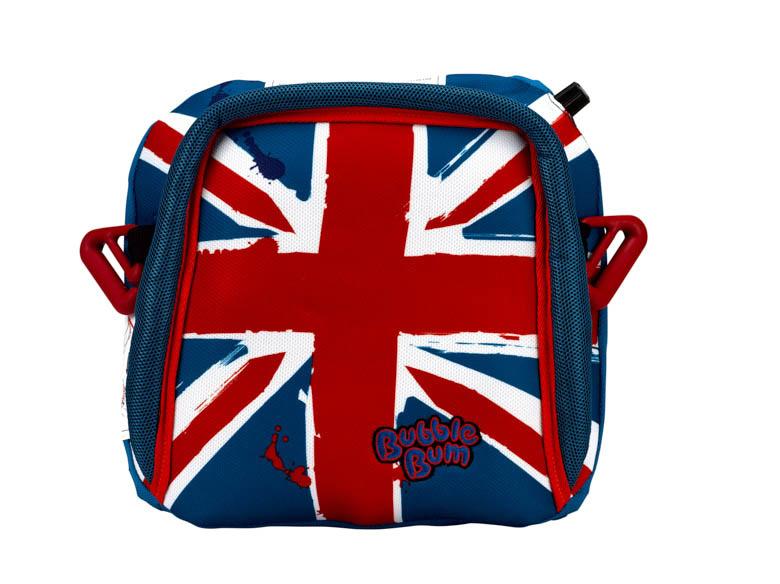 Bubblebum Stoelverhoger Opblaasbaar - Union Jack-1