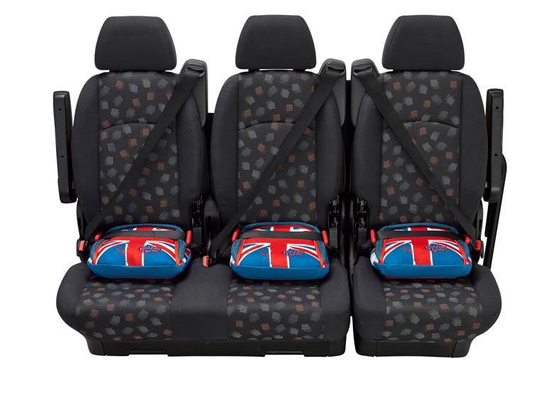 Bubblebum Zitverhoger Auto | Union Jack-3