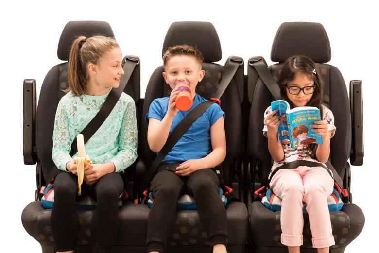 Vanaf welke leeftijd kan mijn kind een autostoel gebruiken?