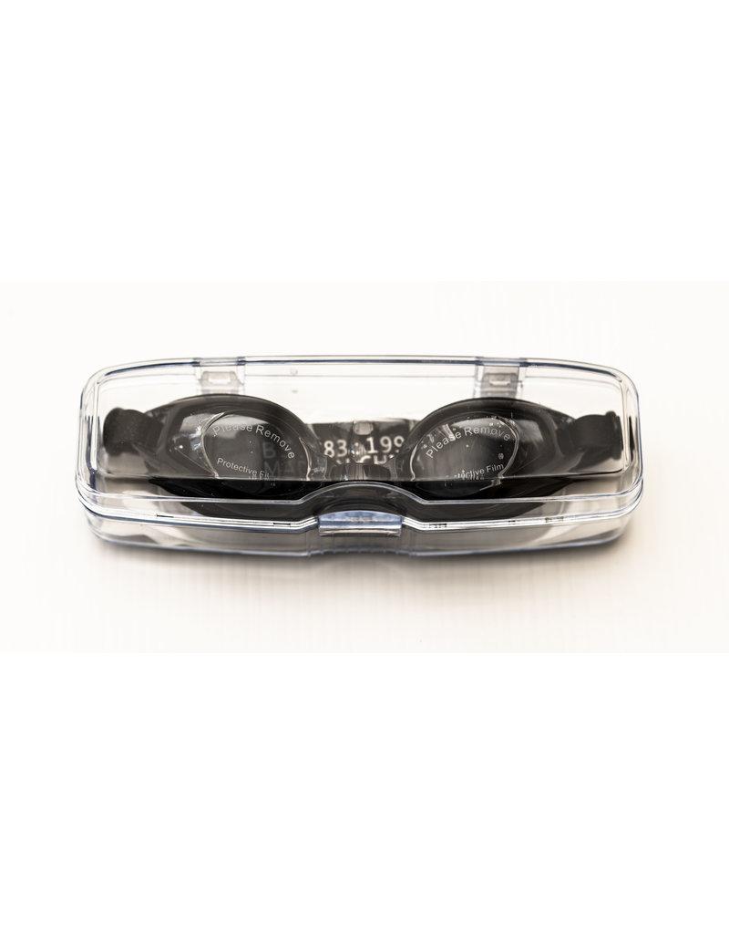Bubblebum Zwembril – Kinderzwembril – Zwart