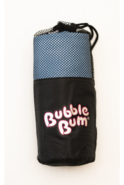 Bubblebum Microfibre Towel | Blue