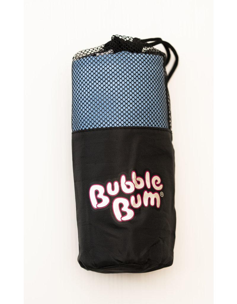 Bubblebum Handdoek – Microvezel handdoek – Blauw