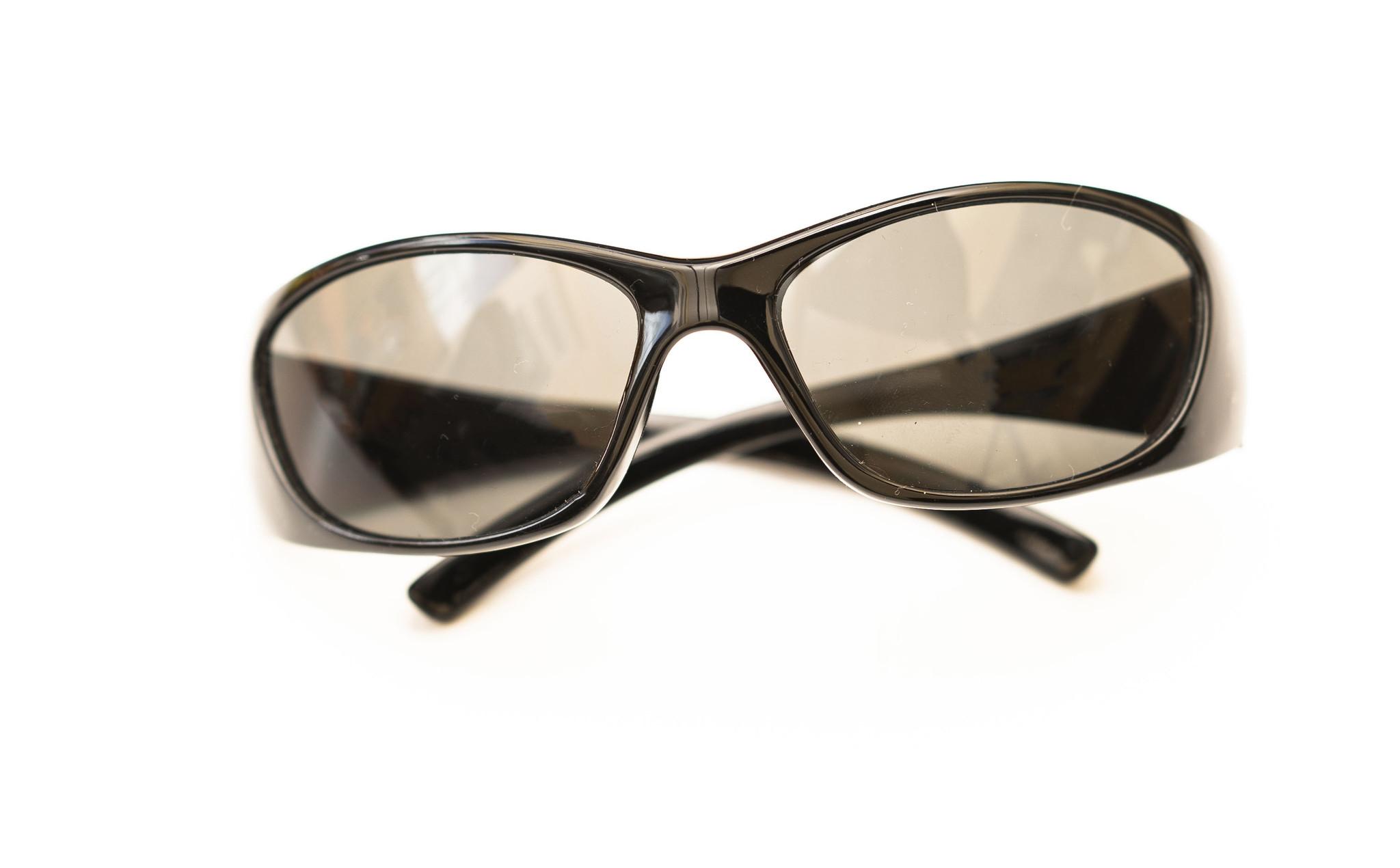Bubblebum Zonnebril | Kinderzonnebril | Zwart-1
