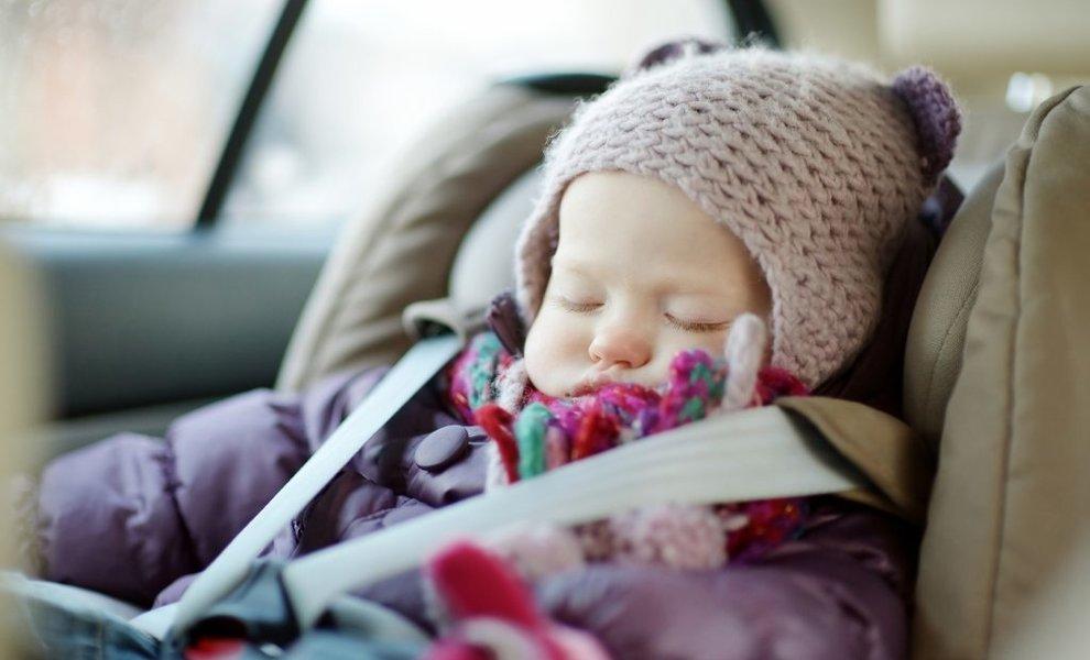 Draagt jouw kind een jas in de auto?   BubbleBum NL