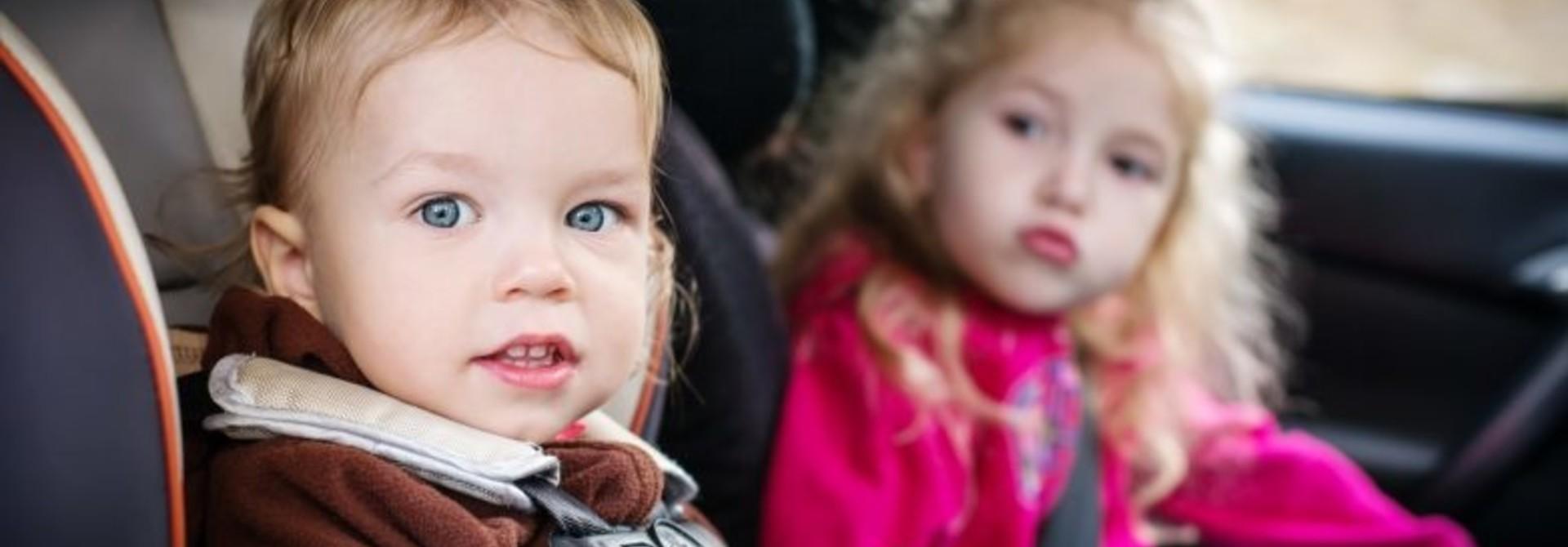 Moet je kind met het gezicht naar voren zitten in de auto? | BubbleBumNL