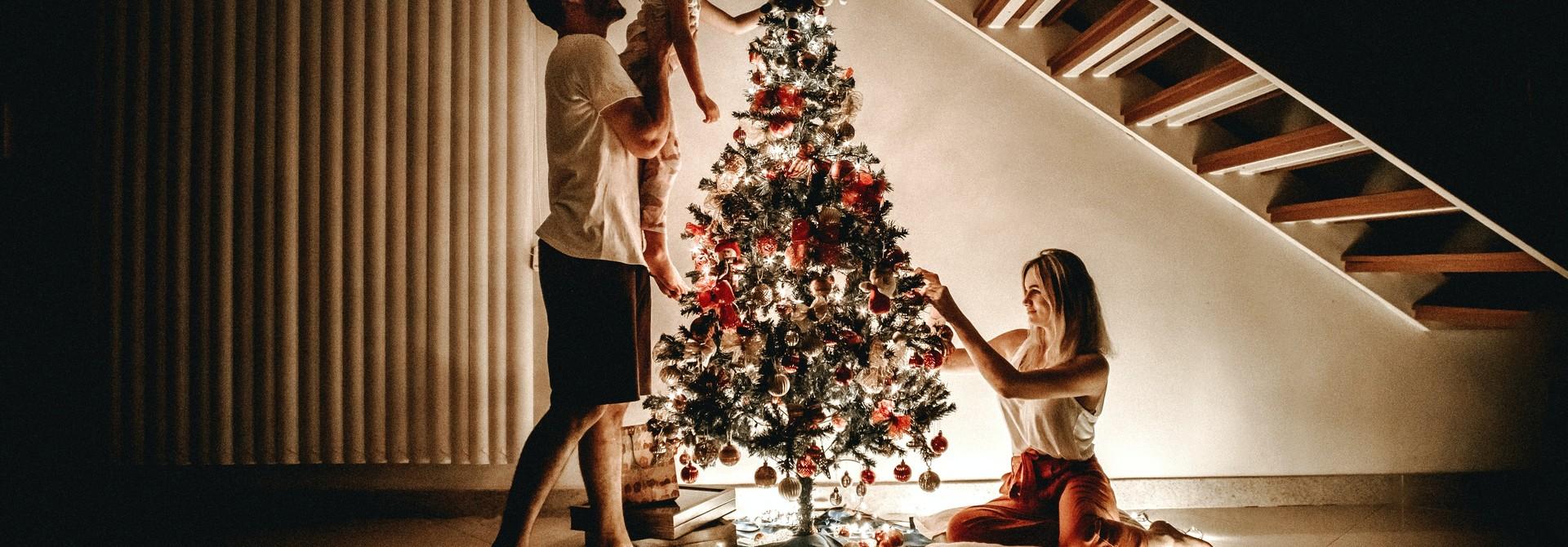 Kerstboom versieren!   Bubblebum