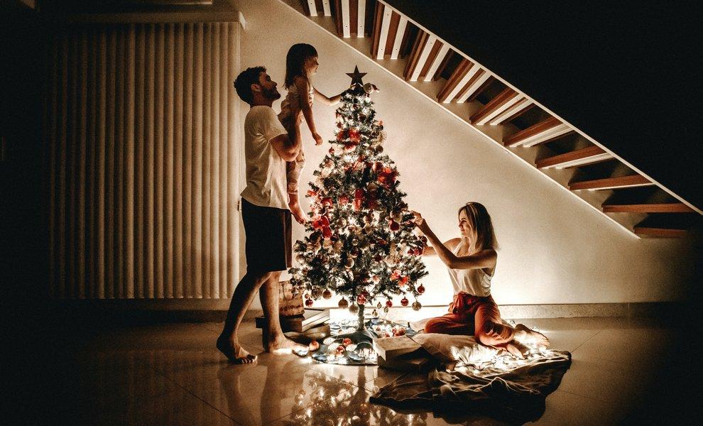 Kerstboom versieren! | Bubblebum