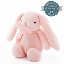Sleep Buddy Roze Konijn