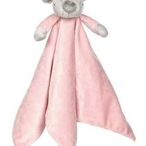 Floppy knuffeldoekje roze