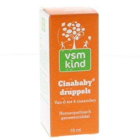 VSM kind VSM Cinababy Druppels
