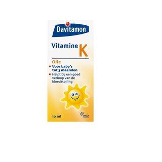 Davitamon Vitamine K  Druppels