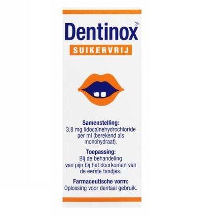 Dentinox Dentinox - Suikervrij