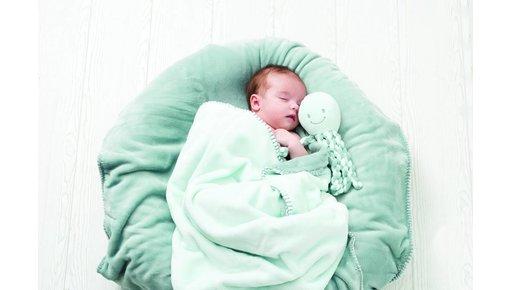 Speelgoed en knuffels voor baby's