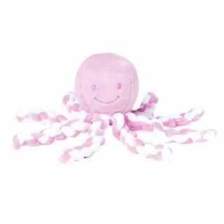 Octopus Lichtroze/wit