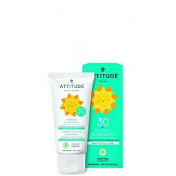 Zonnecreme SPF 30 naturel 75 gram