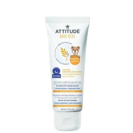 Attitude - Little Ones - Baby Attitude Sensitive Soothing Bath Soak