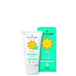 Zonnecreme SPF 30 naturel 150 gram