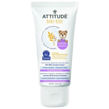 Attitude - Little Ones - Baby Attitude Sensitive Deep Repair Cream