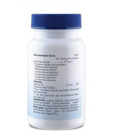 Orthica Dino Orthiflor Probiotica (voorheen junior)Kauw
