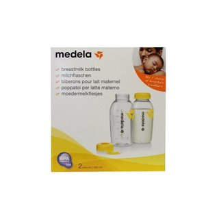 Duo set flessen 250 ml