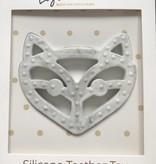 Logan & Alice Vos Teether Marble Bijtfiguur