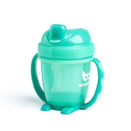 Herobility HeroSippy Turquoise Drinkbeker 140ml