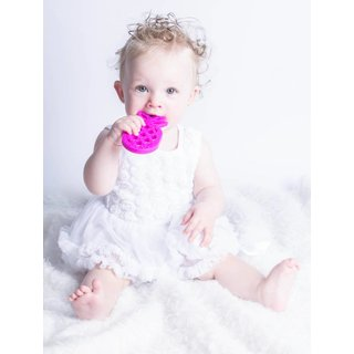 Ananas Fuchsia Teether