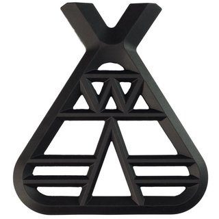 Tipi Zwart Teether