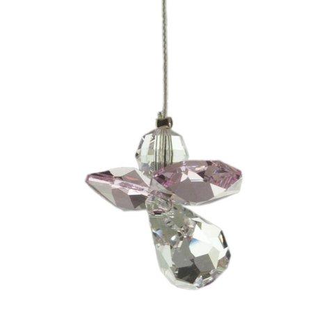 Wild Things Crystal Engel Rose Toermalijn (oktober)  geboorte engeltje