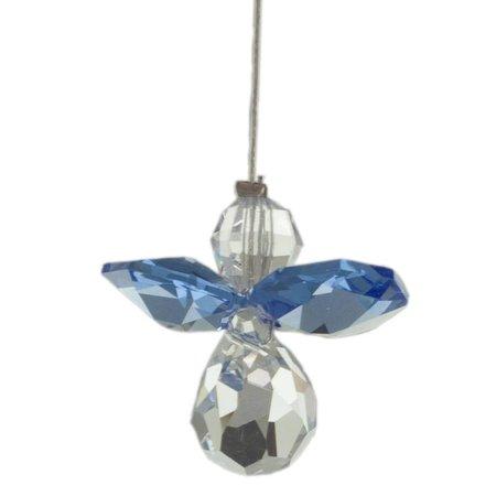 Wild Things Crystal Engel Sapphire (september) geboorte engeltje