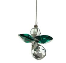 Crystal Engel Emerald (Mei) geboorte engeltje