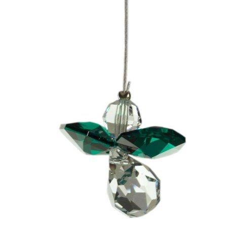 Wild Things Crystal Engel Emerald (Mei) geboorte engeltje