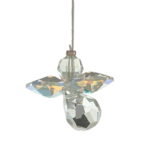 Wild Things Crystal Engel Aurora Borelis Diamant (April) geboorte engeltje
