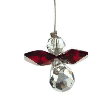 Wild Things Crystal Engel Garnet (Januari) geboorte engeltje