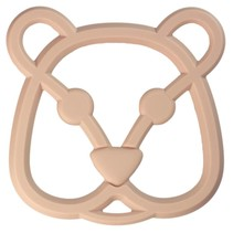 Beer Teether Beige