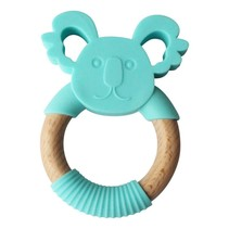 Koala Lichtblauw Teether