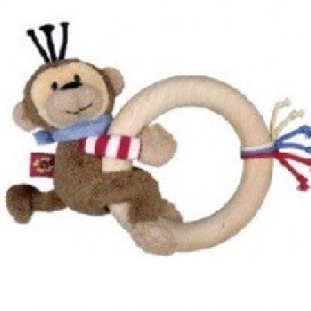 Grijpring aap