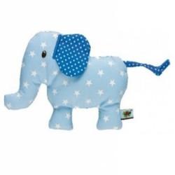 Rammelaar olifant blauw